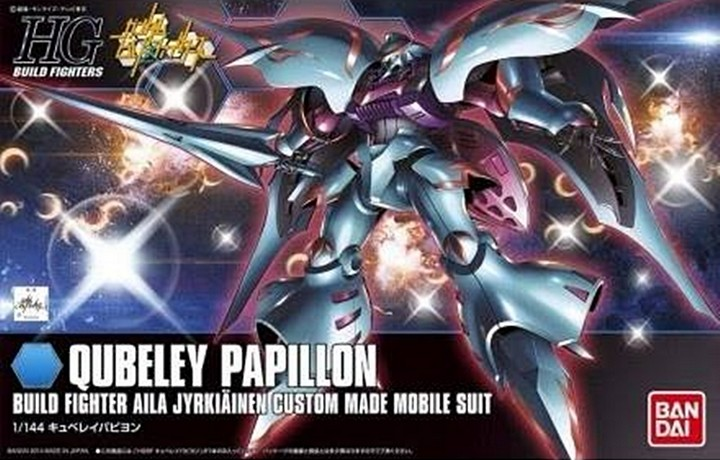 HGBF 1/144 QUBELEY PAPILLON