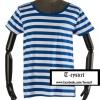 เสื้อSaint Laurent Striped T-shirt มี 2 เเบบ