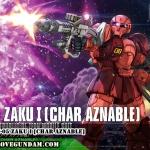 HG 1/144 MS-05 ZAKUⅠ [CHAR AZNABLE]
