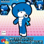 HGPG 1/144 PETIT'GGUY LIGHTNING BLUE