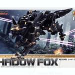 ZOIDS 1/72 RZ-046 SHADOW FOX