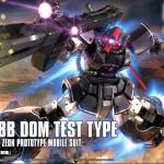 HG 1/144 DOM TEST TYPE