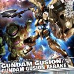 1/100 GUNDAM GUSION / GUNDAM GUSION REBAKE