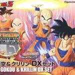 Figure-rise Standard SON GOKOU&KRILLIN DX SET