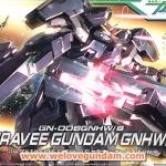 HG 1/144 SERAVEE GUNDAM GNHW/B