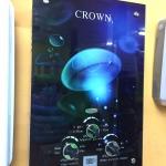เครื่องทำน้ำอุ่น แก๊ส ,ใช้แก๊ส ยี่ห้อ Crown