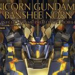 PG 1/60 RX-O UNICORN GUNDAM 02 BANSHEE NORN