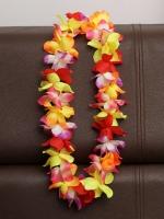 พวงมาลัยฮาวาย พวงมาลัยดอกไม้ พวงมาลัยแฟนซี รุ้งใหญ่