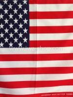ผ้าเช็ดหน้า ผ้าพันคอ ลายธงอเมริกา