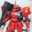 MG 1/100 MS-06R-2J RIDDEN ZAKU VER. 2.0 thumbnail 4