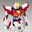 HGBF 1/144 BUILD BURNING GUNDAM thumbnail 3
