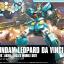 HGBF 1/144 GUNDAM LEOPARDO DA VINCI thumbnail 1