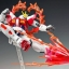 HGBF 1/144 BUILD BURNING GUNDAM thumbnail 15