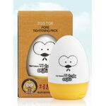 VOV Egg Tok Pore Tightening Pack 90ml. ครีมพอกหน้าเพื่อยกกระชับผิว ลดความมัน
