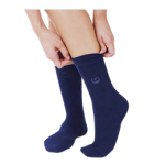 ถุงเท้าไวทอป (สีน้ำเงิน)