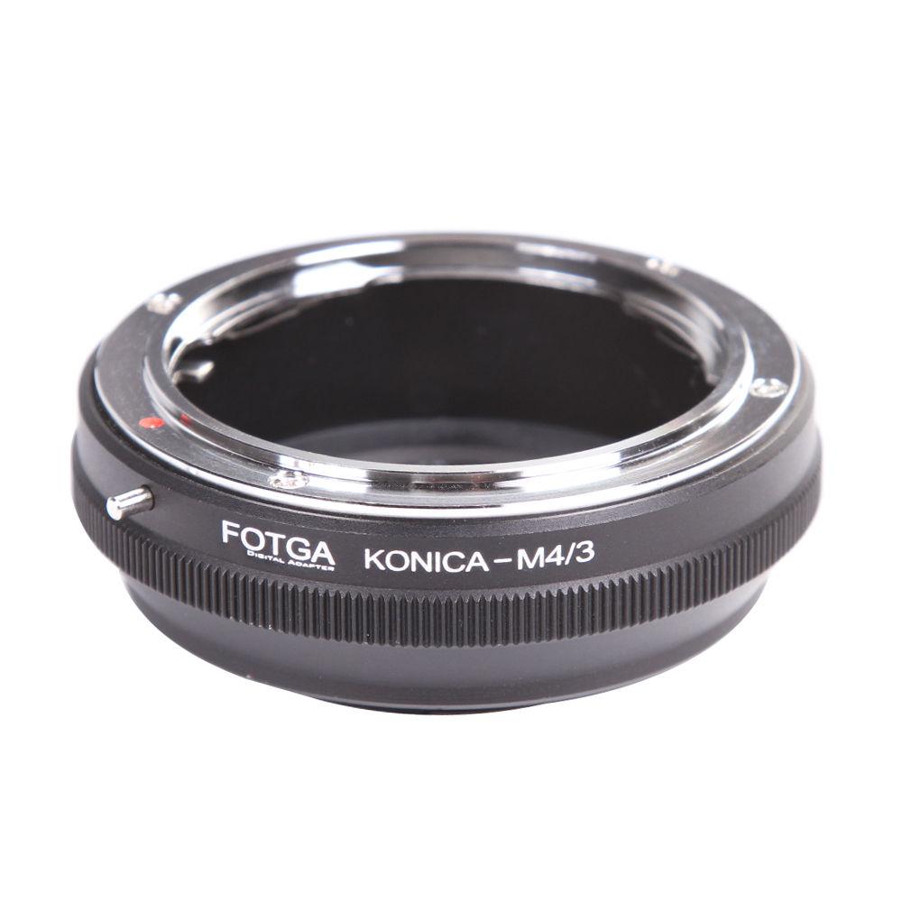 FOTGA ADAPTER KONICA TO M4/3