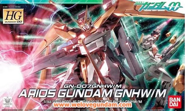 HG 1/144 ARIOS GUNDAM GNHW/M
