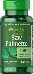 Saw Palmetto 450 mg - รักษาผมร่วง ผมบาง จากฮอร์โมน DHT