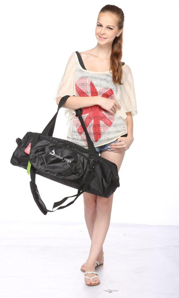 (พรีออเดอร์) กระเป๋าเสื่อโยคะ( DMASUN)