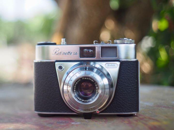 Kodak Retinette IA(Type 044) Lens Schneider-Kreuznach Reomar 45mm.F2.8