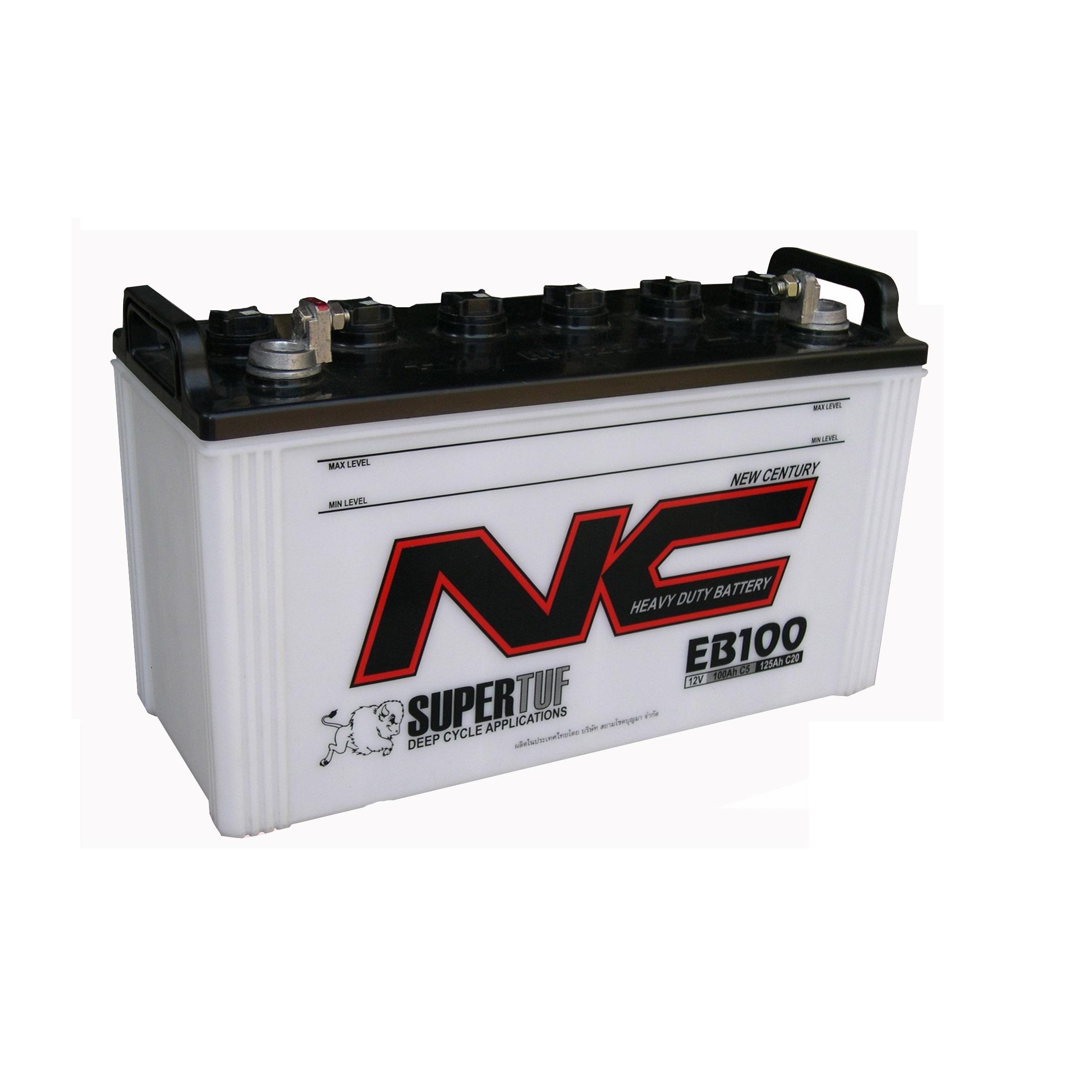 Battery Deep cycle 130Ah (NC)