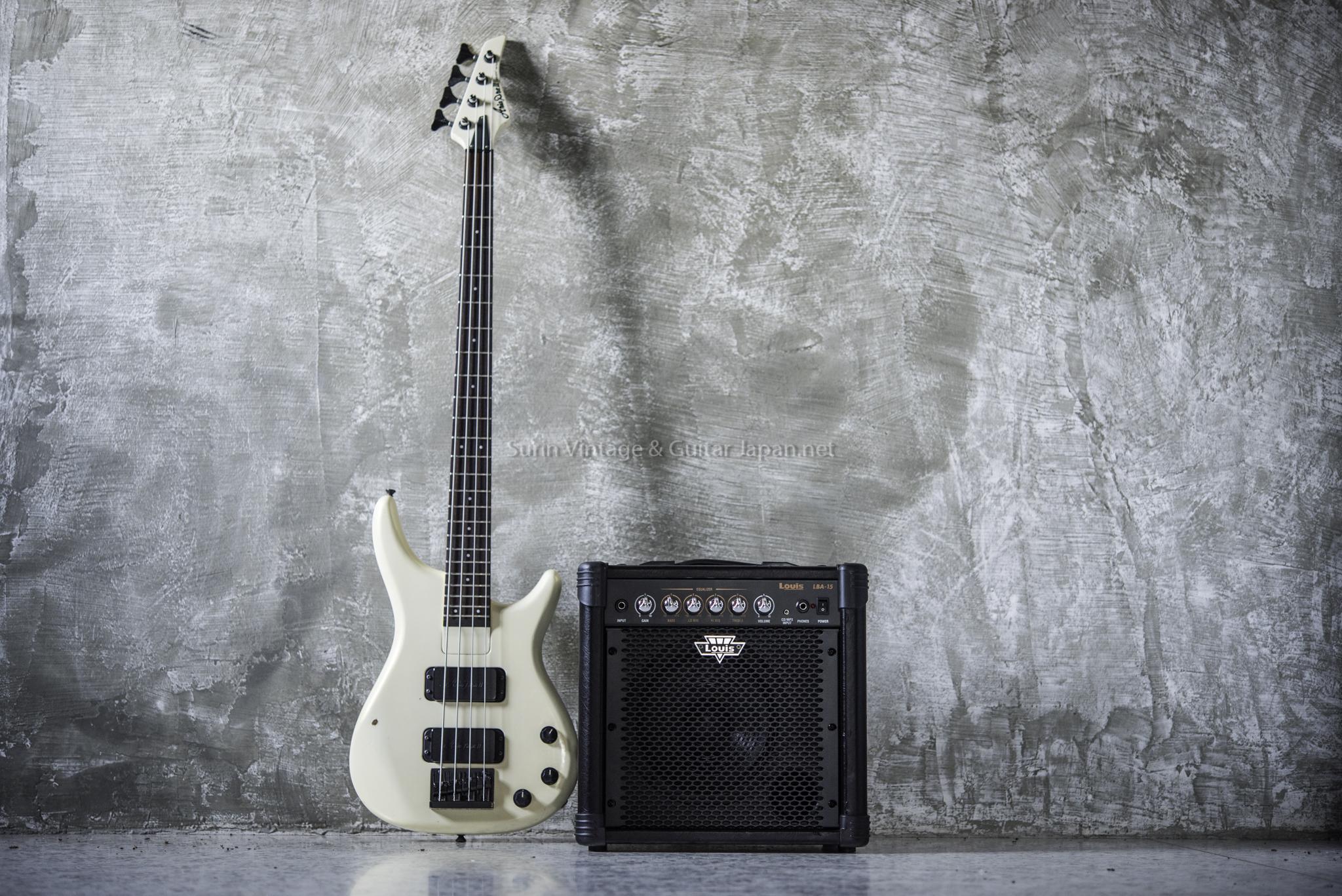 แอมป์เบสไฟฟ้ามือสอง Louis LBA-15 bass Amp