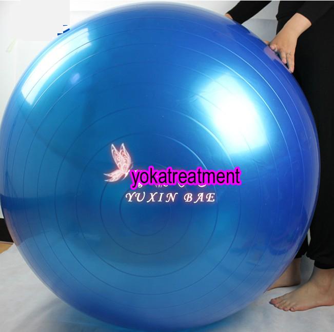 (พรีออเดอร์) YK1022P บอลโยคะ ขนาด 150CM ใหญ่พิเศษ