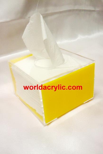 กล่องใส่กระดาษเช็ดปาก/กล่องใส่กระดาษป๊อบอัพ