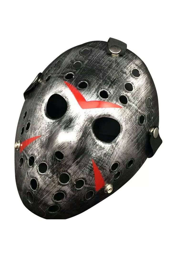 หน้ากาก Jason Friday The 13th เงิน