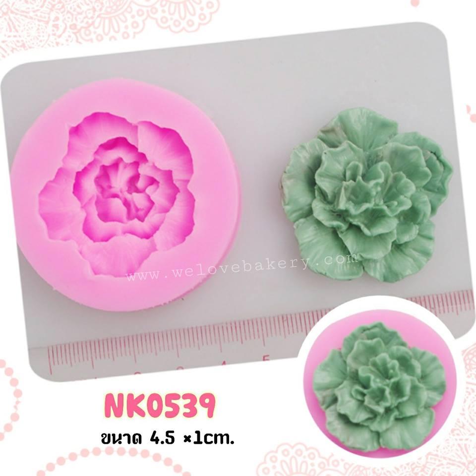 พิมพ์ยางซิลิโคน 3D ลายดอกคาเนชั่น