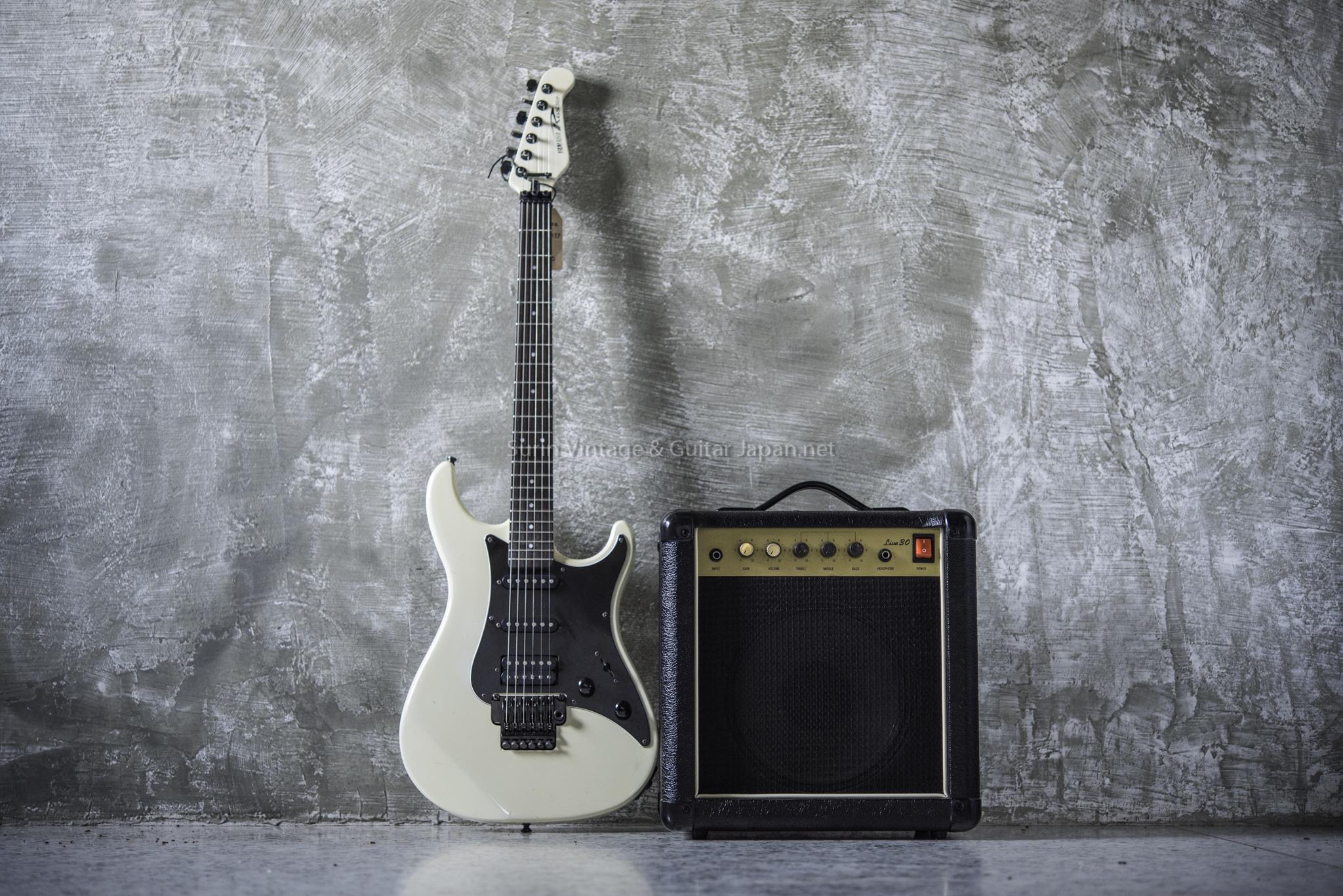 แอมป์กีต้าร์ไฟฟ้ามือสอง Washburn Live30 Guitar amp
