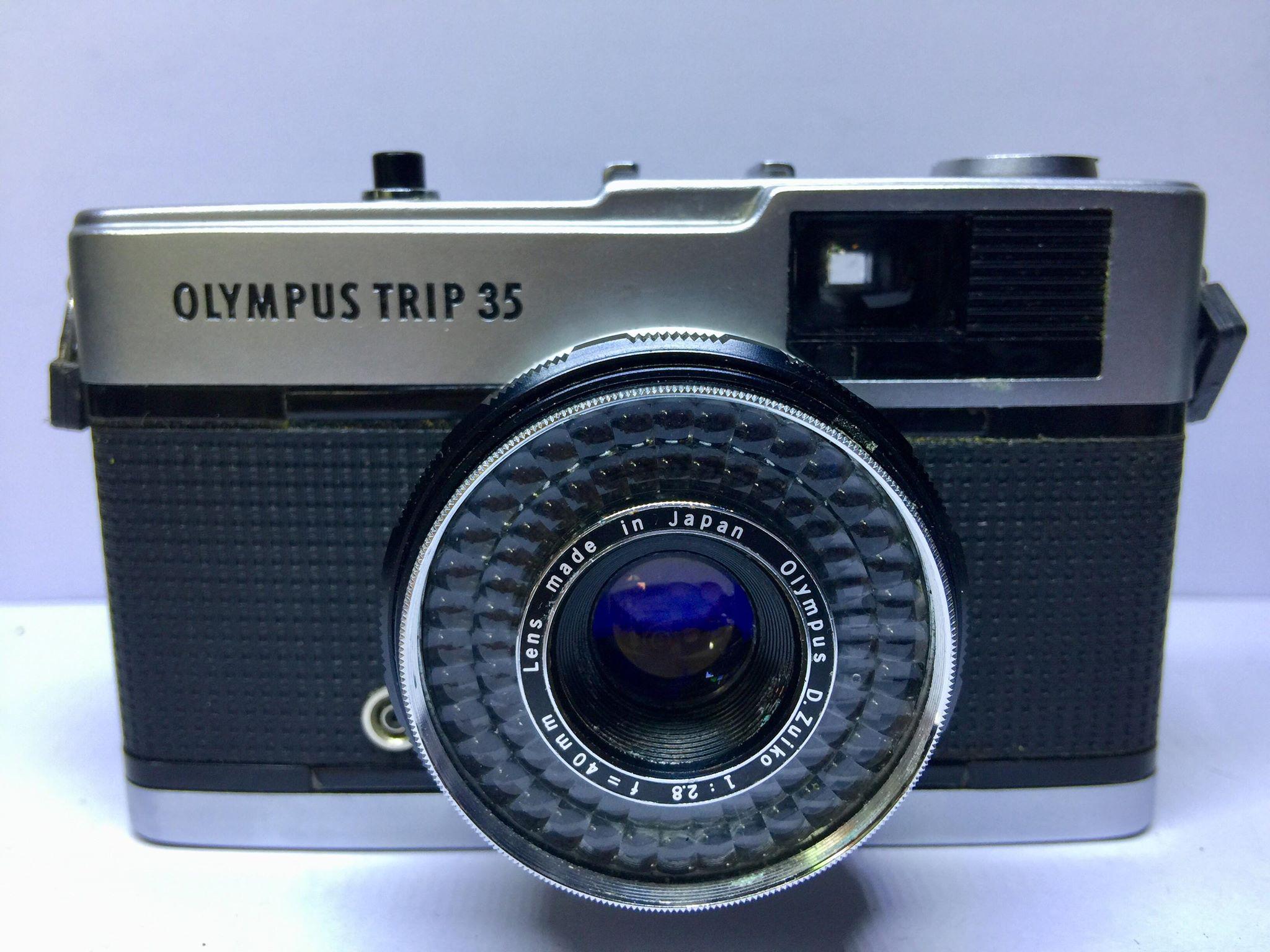 OLYMPUS TRIP-35