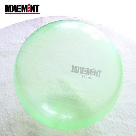 (พรีออเดอร์) YK1014P ลูกบอลโยคะโปร่งแสง ขนาด 75CM
