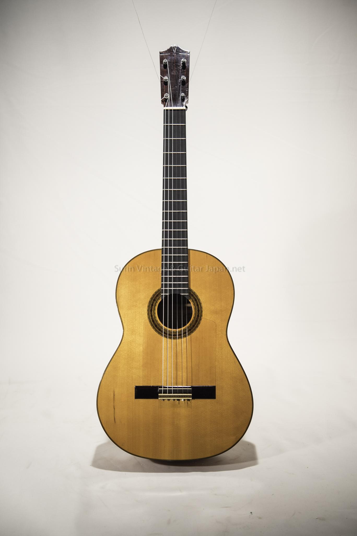 กีต้าร์ฟลาเมงโกมือสอง Flamenco Guitar Hiroshi Tamura