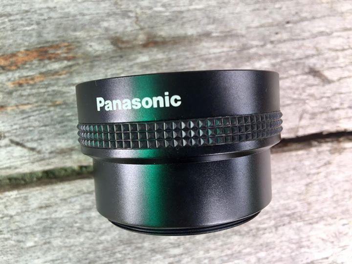 PANASONIC WIDE CONVERSION LENS 49 MM