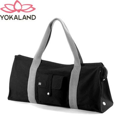 (พรีออเดอร์) กระเป๋าเสื่อโยคะ( Eukanuba บัว / YOKALAND)