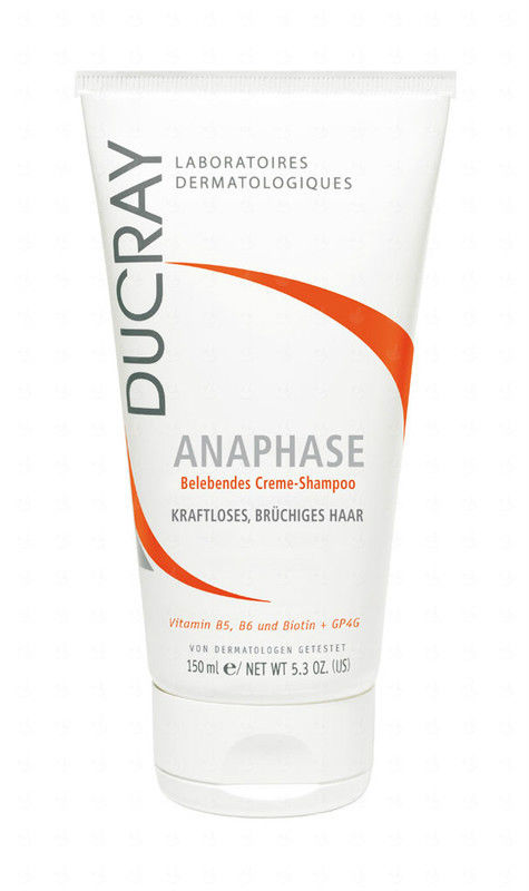 ครีมแชมพูปลูกผม Cream Shampoo Anti-hair loss DUCRAY