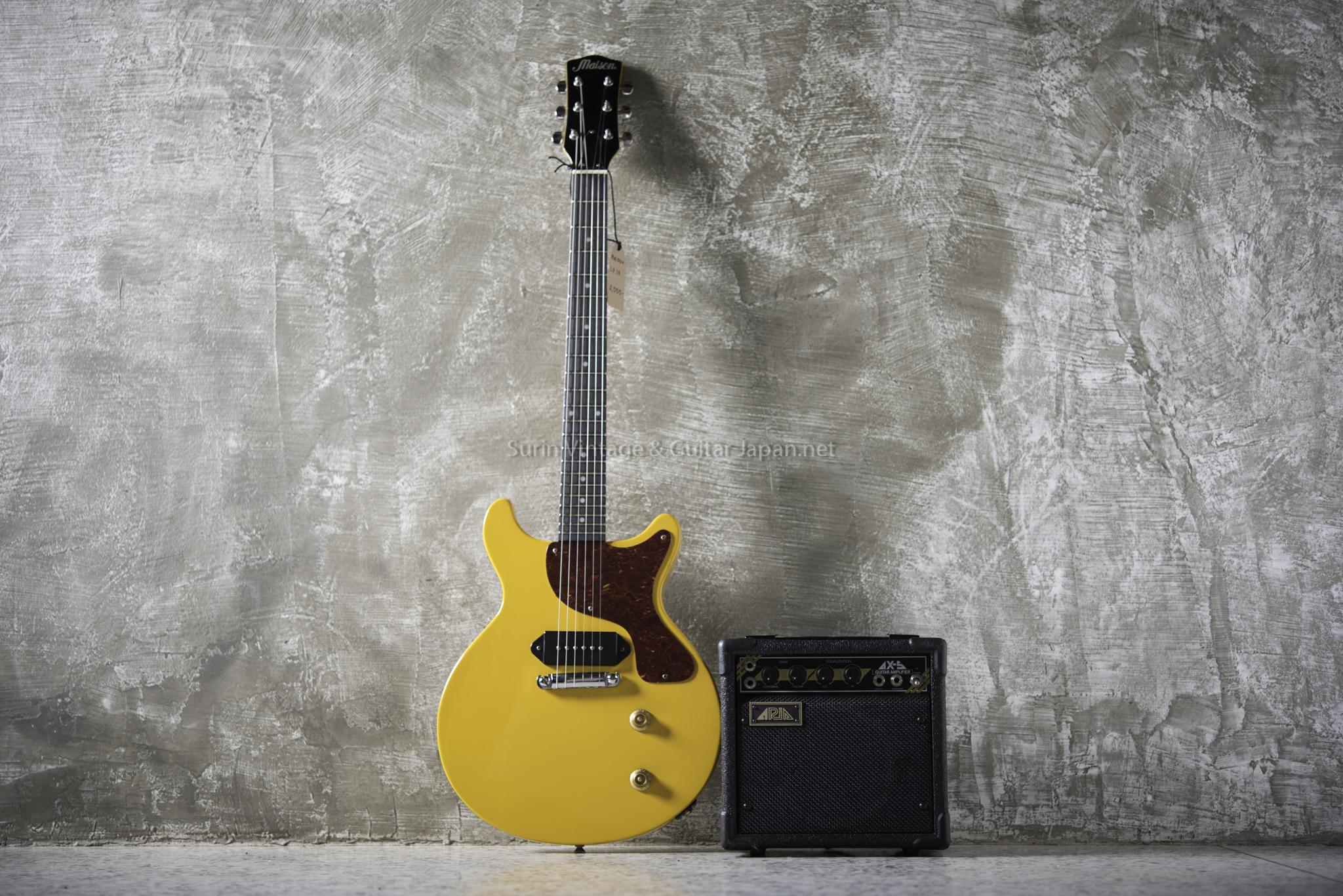 แอมป์กีต้าร์ไฟฟ้ามือสอง ARIA AX-5 No.2 Guitar Amp