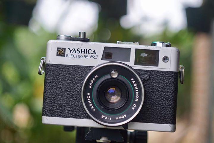 YASHICA ELECTRO 35 FC YASHINON-DX 40MM.F2.8