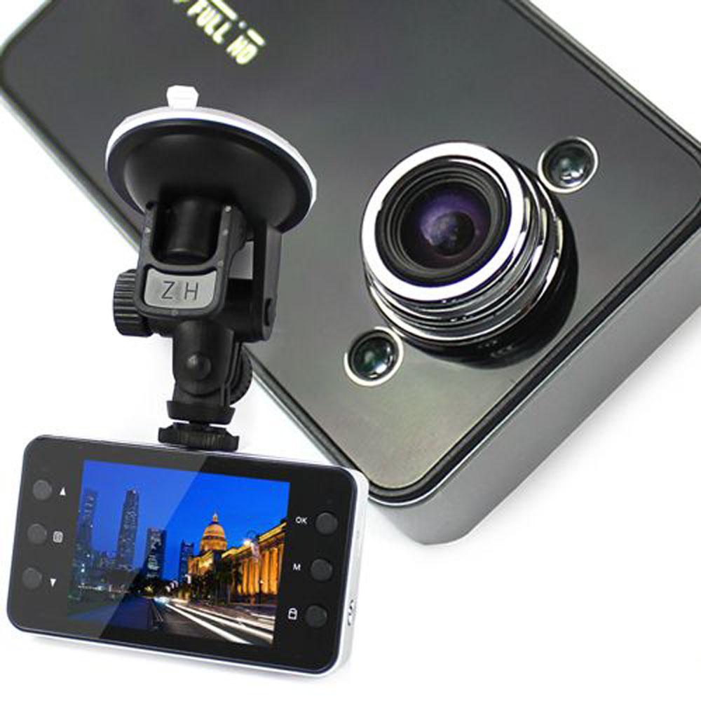 กล้องติดรถยนต์รุ่น K6000 รองรับ Full HD และ ตรวจจับการเคลื่อนไหว