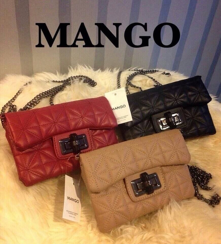 MNG quilted mini flap