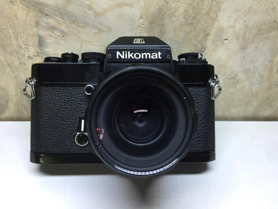 NIKOMAT EL NIKKOR-H AUTO 28MM.F3.5