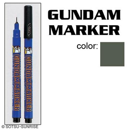 [GM02] ปากกาตัดเส้น สีเทา