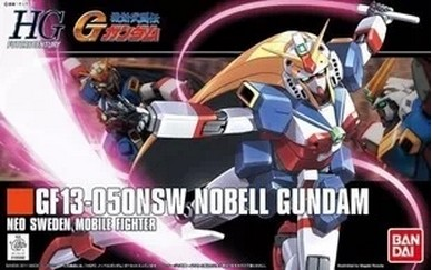HGUC 1/144 NOBEL GUNDAM