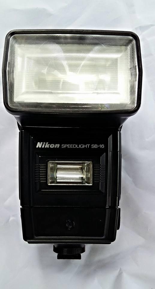 NIKON SPEEDLITE SB-16