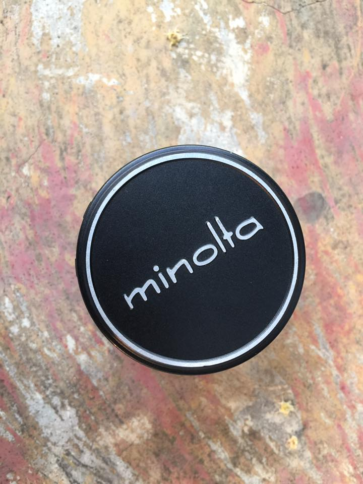 MINOLTA MC ROKKOR PF 58MM. F1.4 MD MOUNT