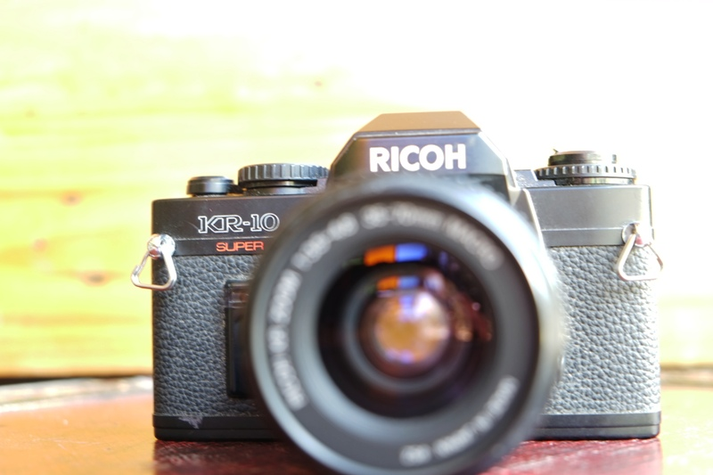 Ricoh KR-10 Super RICOH KR ZOOM 35-70MM.F3.5-4.8