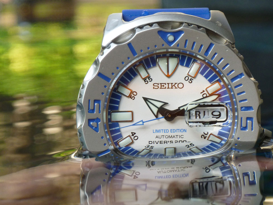 Seiko Snow Monster Limited Edition