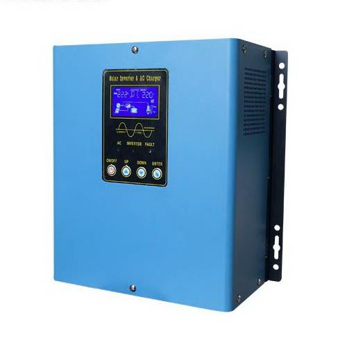Offgrid Hybrid Inverter 600w 12v Pwm 20a