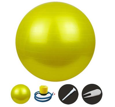 (พรีออเดอร์) YK1004P ลูกบอลโยคะ ขนาด 105/85CM